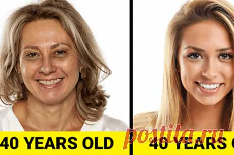 5 продуктов, которые замедляют проявление вашего возраста