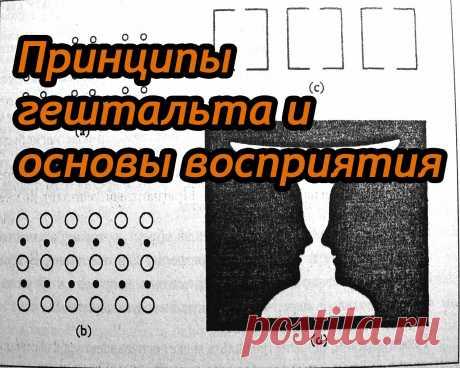 #дизайн #design #webdesign Перевод вводной статьи о принципах дизайна. Планируется целая серия подобных статей.  Принципы гештальта важны для понимания. Они в основе всей визуальной работы дизайнеров. Они описывают, как визуально воспринимаются предметы. https://blog.wtolk.ru/post/principy-dizayna-vizualnoe-vospriyatie-i-principy-geshtalta Аккуратней, много букв! Про орфографические ошибки и прочее пишите в комментарии или в личку.