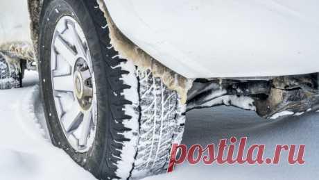 Что может сломаться в машине на сильном морозе - Колеса.ру
