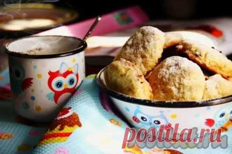 Рецепт домашнего песочного печенья на сливочном масле - Наш уютный дом - медиаплатформа МирТесен