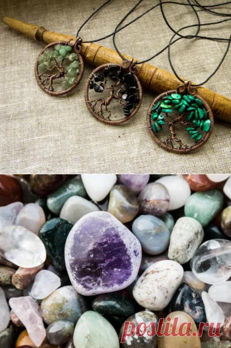 5 лучших камней от сглаза и порчи