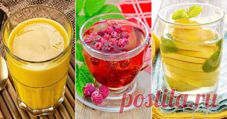 3 напитка для поддержания женских гормонов в норме