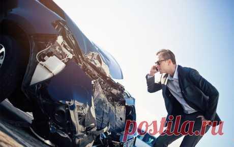 ¿El segundo participante del accidente de tráfico se ha escondido — que hacer? — La revista Al volante
