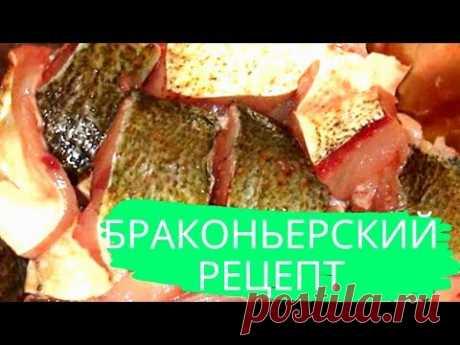 Маринованный толстолобик. Браконьерский рецепт. Толстолобик как селедка