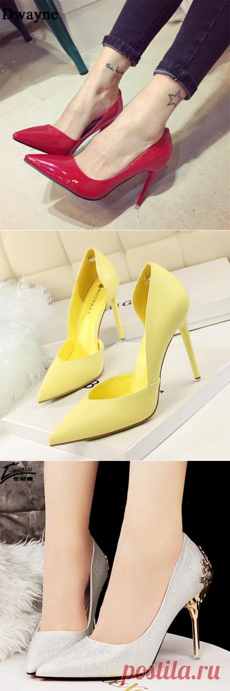 Туфли на шпильке на Алиэкспресс | Алиэкспресс Обзор