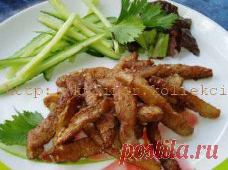 Свинина с соусом Терияки | Кулинария своими руками