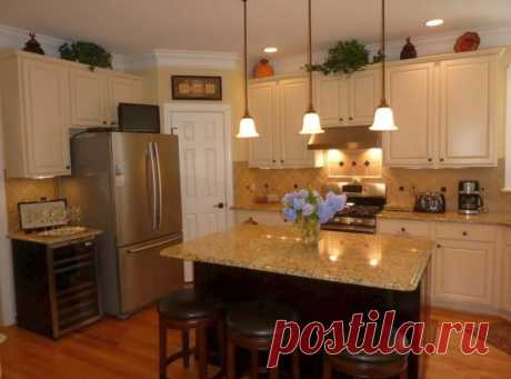 Варианты кухонного освещения #кухонноеосвещение #дизайнинтерьера