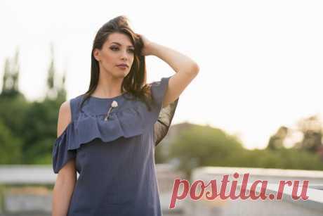 Какие блузки в моде летом 2018 подходят женщинам в 40-50 лет? - блог KUPIVIP.RU