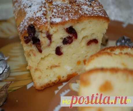 Творожный кекс/Сайт с пошаговыми рецептами с фото для тех кто любит готовить
