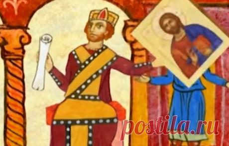 Мультфильм Свет Неугасимый (об Иверской иконе Божией Матери) - YouTube