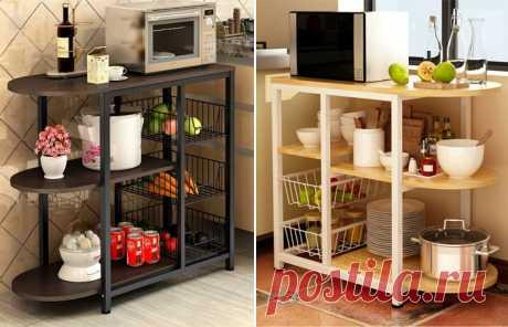 Как сделать маленькую кухню красивой и удобной практически без затрат и без ремонта – В РИТМІ ЖИТТЯ