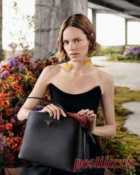 Доходы Prada растут Рекламная кампания Prada осень-зима 2019/20Похоже, усилия по экономическому и модному спасению итальянского модного дома Prada возымели успех. По итогам
