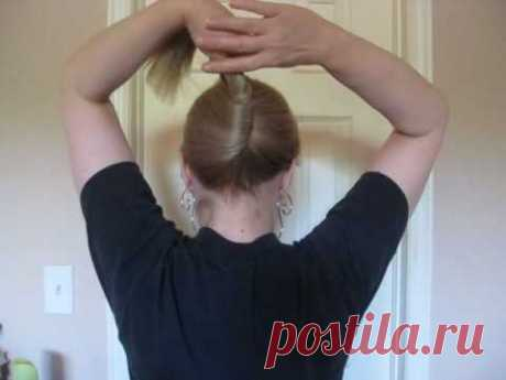 Hairstyle How-To: French Twist