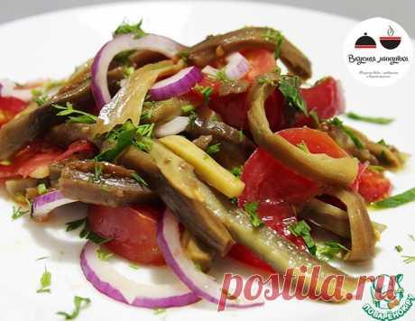 Салат с баклажанами на каждый день – кулинарный рецепт
