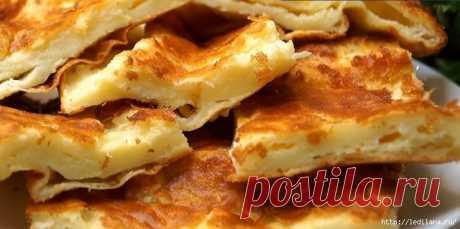 Аппетитная вкусняшка из молока за несколько минут: рецепт ленивых финских блинов паннукакку