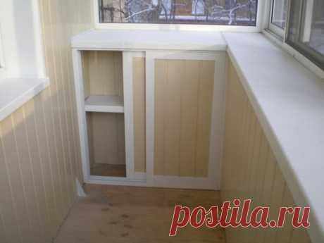 25 отличных идей для маленького балкона / Домоседы