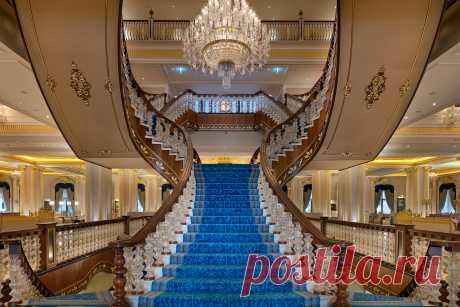 Titanic Mardan Palace | Роскошный отель в Анталии, Турция