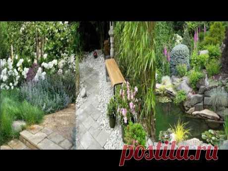 Оригинальные садовые идеи для вашего дома