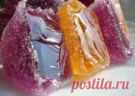 Безопасные сладости: домашний зефир, мармелад и малиновые конфетки. 3 изумительных рецепта, которые не прибавят талии ни единого сантиметра