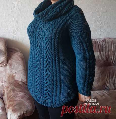 Snudas ir megztinis