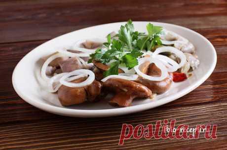 Соленые грибы - рыжики - Фото-рецепты пошагового приготовления