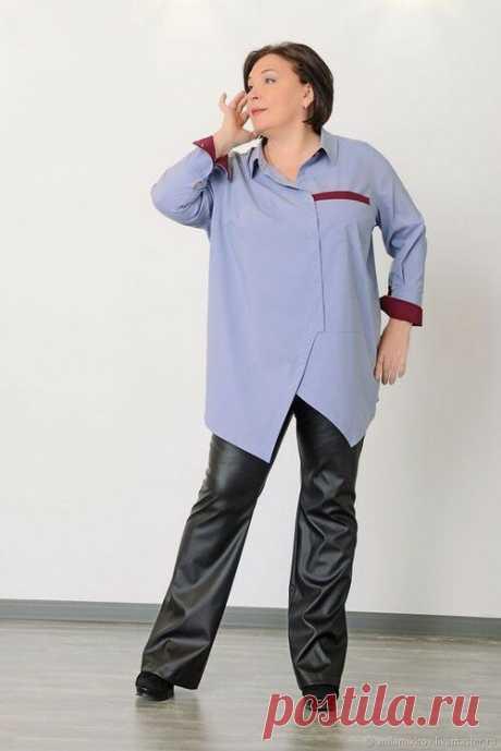 Как носить рубашки полным дамам, чтобы выглядеть красиво и стильно учитывая нюансы | модница | Яндекс Дзен
