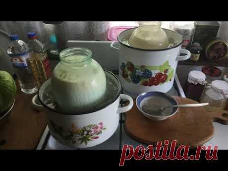 Творог из кислого молока - Лучший сайт кулинарии