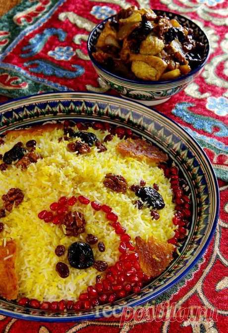 Азербайджанский плов с курицей | Кулинарные рецепты с фото на Рецептыши.ру