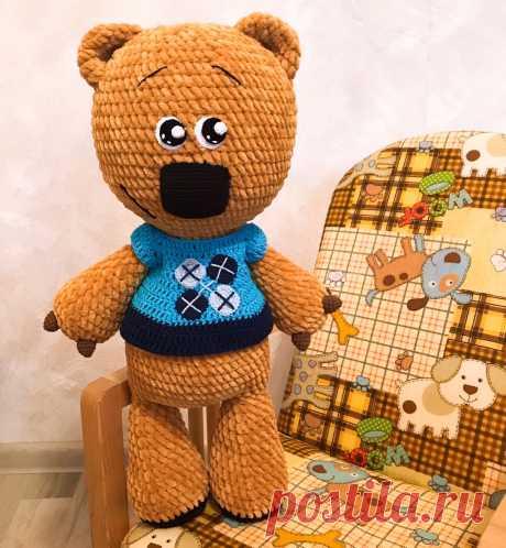 PDF Мимимишка Кеша крючком. FREE crochet pattern; Аmigurumi doll patterns. Амигуруми схемы и описания на русском. Вязаные игрушки и поделки своими руками #amimore - ми-ми-мишки, плюшевый медведь, медвежонок, мишка из плюшевой пряжи, teddy bear, oso, suportar, ours, bär, ayı, niedźwiedź, medvěd, bära. Amigurumi doll pattern free; amigurumi patterns; amigurumi crochet; amigurumi crochet patterns; amigurumi patterns free; amigurumi today.