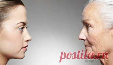Как замедлить старение кожи лица | Психология