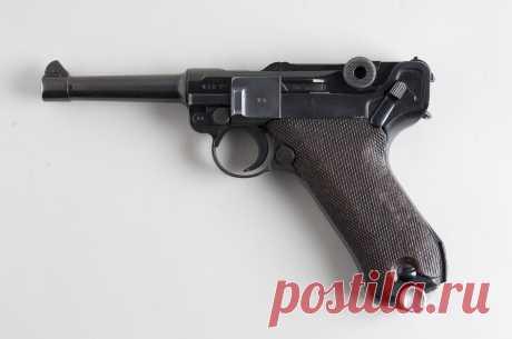The Nazis' Handgun - War Is Boring - Medium