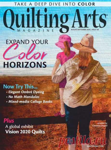 Quilting Arts №106 2020