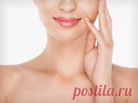 Домашний крем из сметаны для шеи и зоны декольте. Рецепт