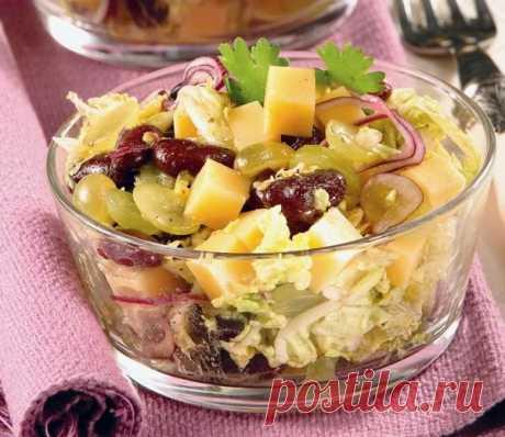 5 легких салатов к Рождеству и Новому году | Это вкусно!