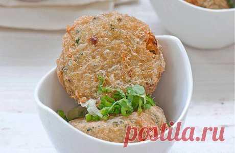 Картофельные котлеты с чесноком - Рецепты. Кулинарные рецепты блюд с фото - рецепты салатов, первые и вторые блюда, рецепты выпечки, десерты и закуски - IVONA - bigmir)net - IVONA - bigmir)net