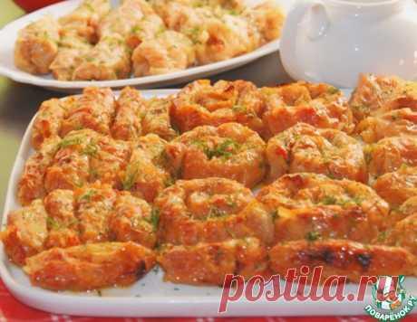 Голубцы по-турецки – кулинарный рецепт