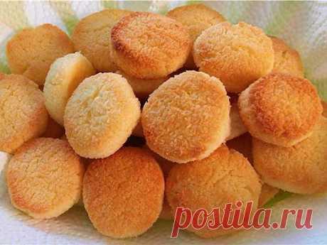 Обалденное печенье на сковородке! Легко, быстро и вкусно!.