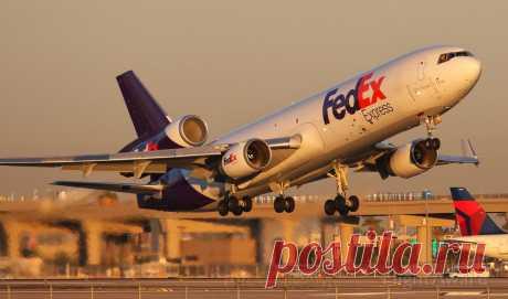 Фото FDX Boeing MD-11 (N615FE) - FlightAware