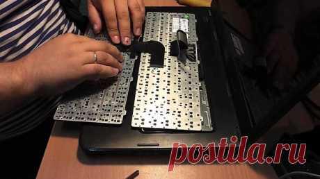 Не работает часть клавиатуры на ноутбуке: что делать