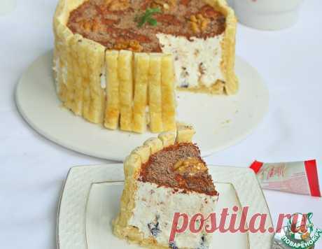 """Творожный десерт без хлопот """"Почти классика"""" – кулинарный рецепт"""