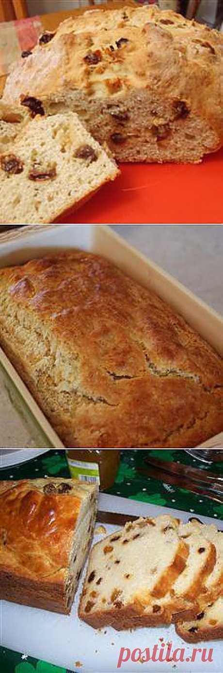 Рецепт: Содовый хлеб на кефире - все рецепты России