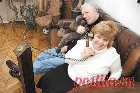 Лариса Рубальская и Давид Розенблат: Вынужденное счастье двух одиноких людей