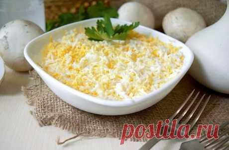 Королевский салат Нежность скурицей Пошаговые рецепты приготовления салата Нежность с курицей. А так же несколько советов которые помогут приготовить вкусный салат