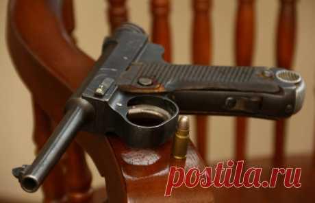 5 неудачных пистолетов, которые и даром никому не нужны . Чёрт побери