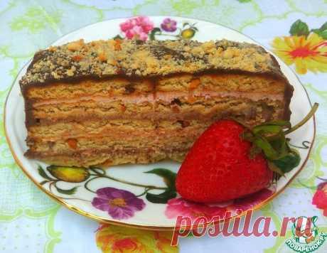 """Творожный десерт """"Дуэт"""" – кулинарный рецепт"""