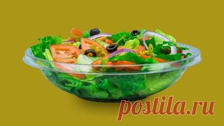 Как готовить летние салаты из овощей, фруктов, мяса и рыбы? - AndroidInsider.ru