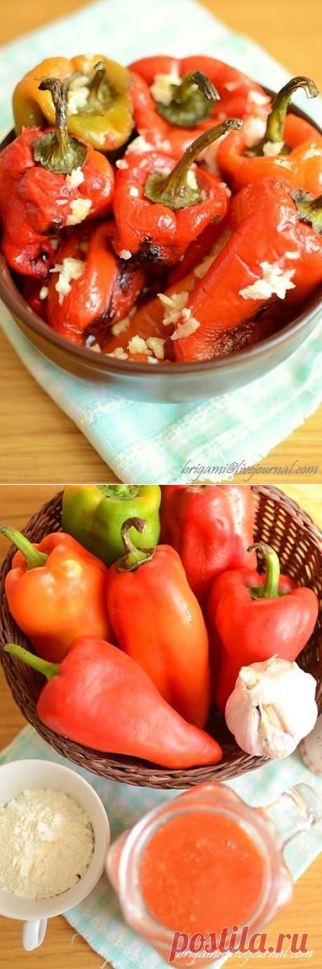 Перцы по-молдавски;) — Вкусные рецепты