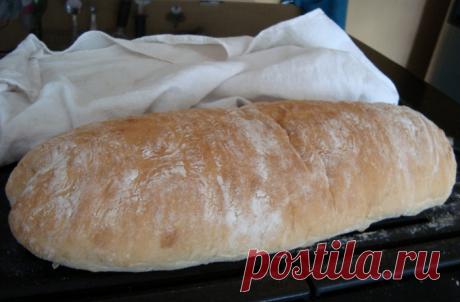 7 рецептов домашнего хлеба