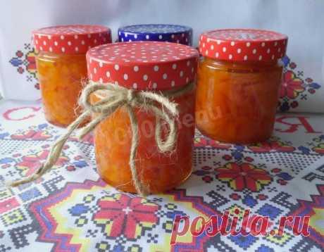 Варенье из моркови рецепт с фото пошагово - 1000.menu