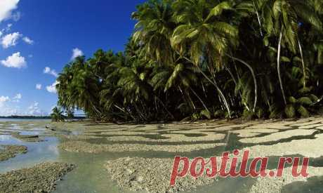 Республика Кирибати: достопримечательности и красивые места
